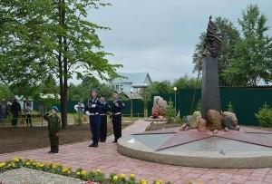 Памятник калуга