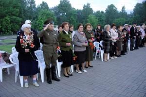 Памяти погибших в годы Великой Отечественной войны почтили ветераны калуга