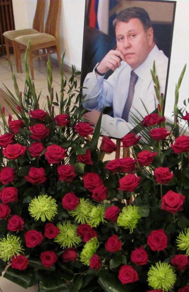 В Калуге прошёл вечер памяти Константина Баранова