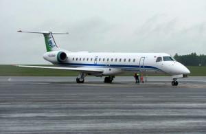 "Самолёт, совершивший первый рейс с аэропорт ""Калуга"" калуга"
