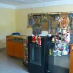 В туристическом информационном центре клуга