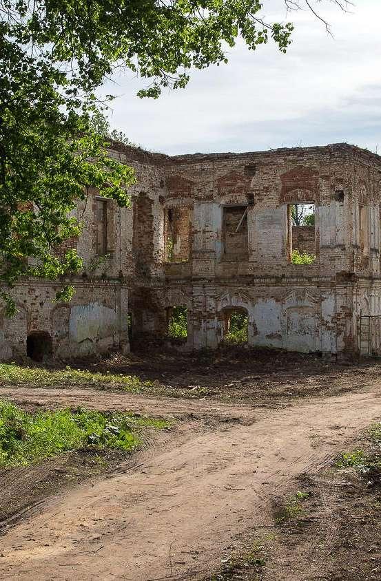 В усадьбе Чирикова (Ферзиковский район) появится музейный комплекс