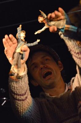 Спектакль для семейного просмотра «Когда я снова стану маленьким» в Калужской областном драматическом театре (гастроли Большого драматического театра имени Г. А.Товстоногова)