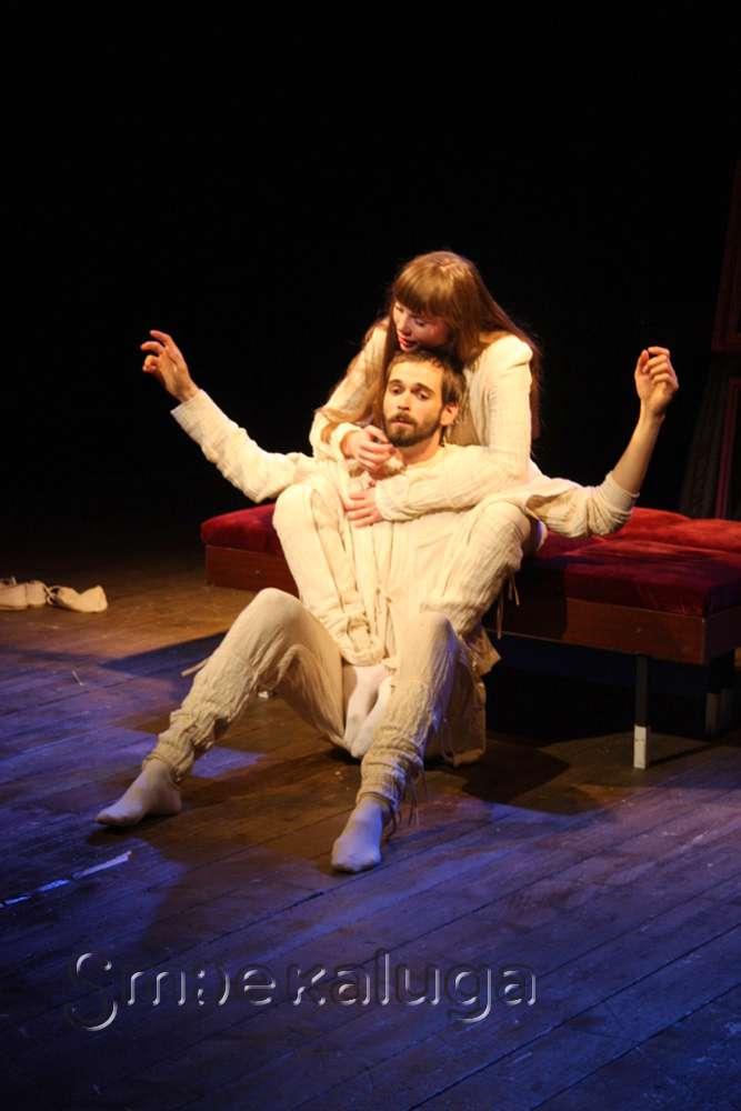 «Класс Бенто Бончева»: тульские актёры и калужские зрители исследовали тему любви