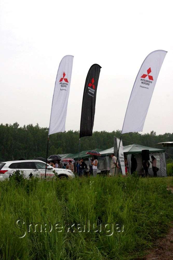 «КАСАМ Авто» собрал автолюбителей на «Внедорожный тест-драйв»