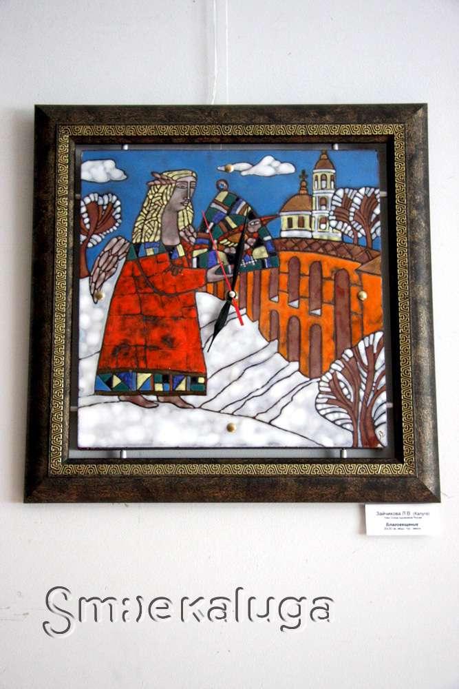 В Калуге открываются мастер-классы по современной художественной эмали