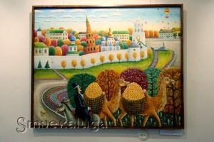 А. М. Шаймарданов. «Сальвадор Дали в Казани», 2013 в калуге