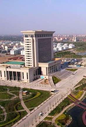 Города Калуга и Биньчжоу стали побратимами