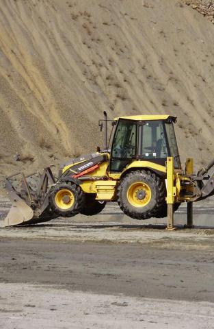 На набережной Яченского водохранилища 1 августа «станцует» строительная техника