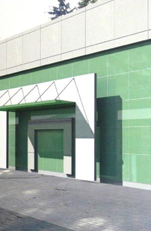 На улице Гагарина построят новый автовокзал