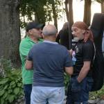 Открытие мемориальной доска Игорю Доценко