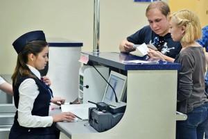 Регистрация на рейс калуга