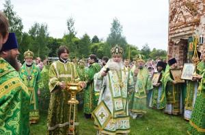 День памяти преподобного Ферапонта Боровенского