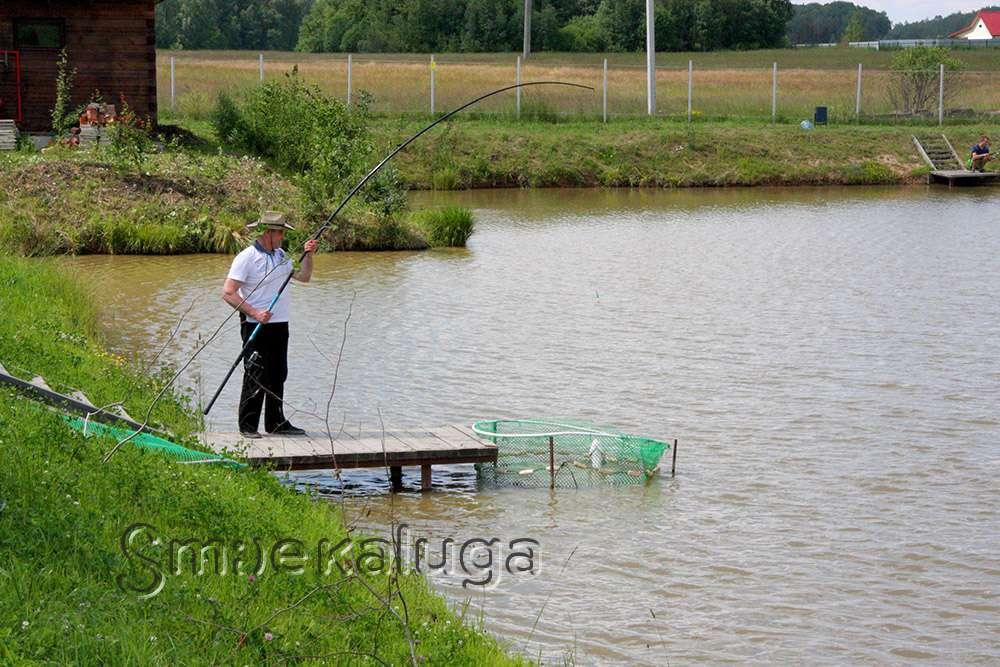 платная рыбалка в митяево форум