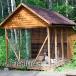 Мини-зоопарк. Загородный клуб «Белая Цапля»