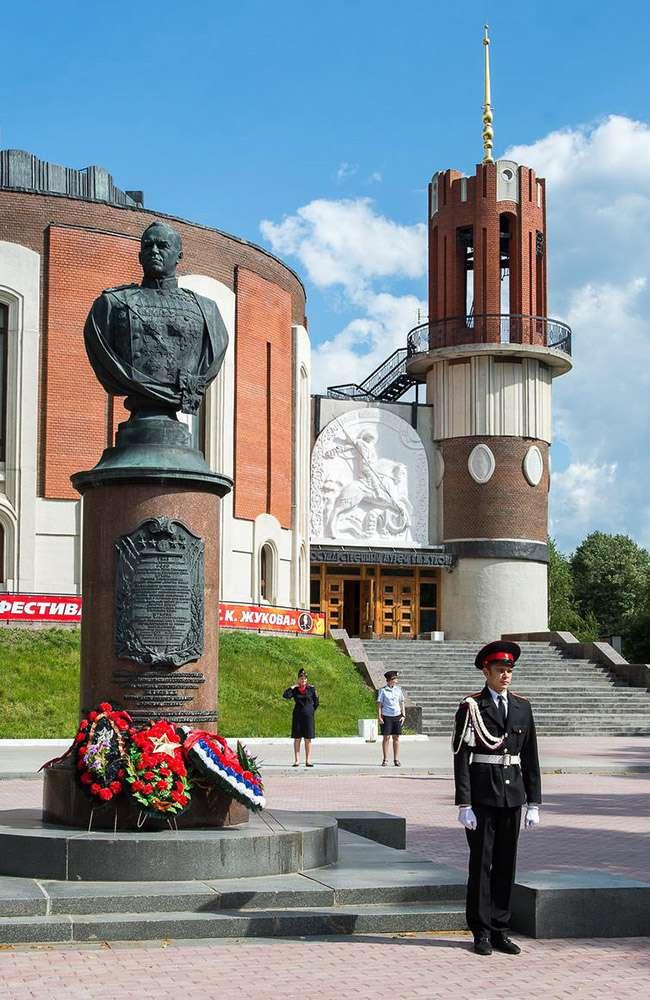 «Мобильный гид» появился у исторически значимых объектов Жуковского района