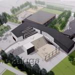 Проект здания калуга