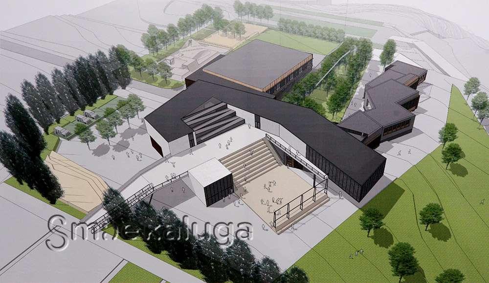 Представлен проект концептуального арт-кафе «Минкульт» для Инновационного культурного центра