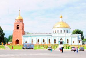 Кафедральный собор киров