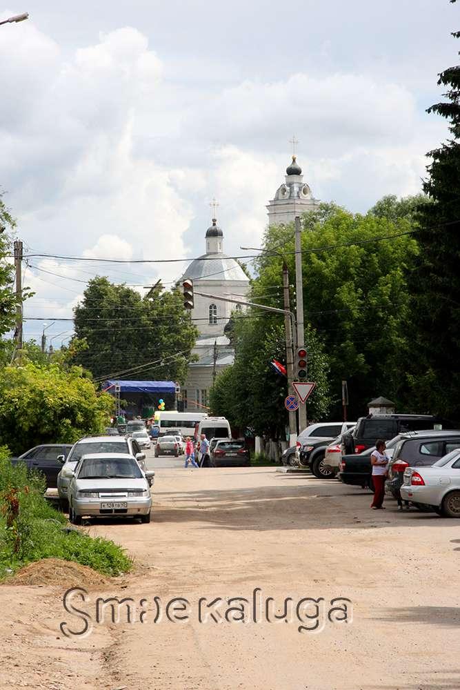 В Тарусе реализуется проект по оснащению города и окрестностей туристической навигацией