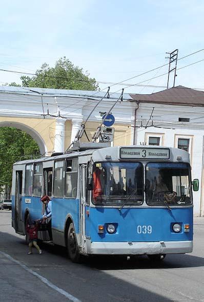 В Калуге возобновилось привычное движение маршрутов №3 и №18