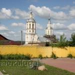 Свято-Никольская церковь в козельске