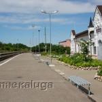 Железнодорожный вокзал козельск