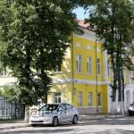 Дом Брюзгиных на Большой советской козельск