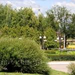 Мемориальный парк козельск