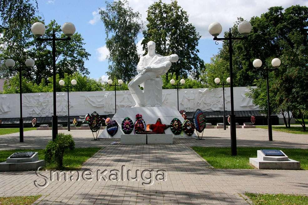 Город воинской славы Козельск (фотопутеводитель по Козельску)