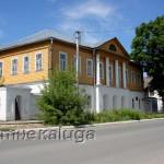 Здание Козельского краеведческого музея