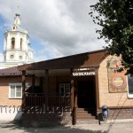 """Кафе """"Козельск"""" на Большой советской возле Свято-Никольской церкви козельс"""