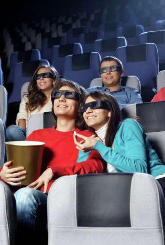 В Кондрово построят кинотеатр с пятью залами, цена билета в который составит 99 рублей