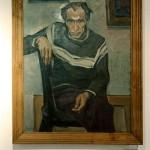 Светлана Колесник. Портрет художника Ефимкина М. Н. 1983 год в калуге