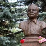 Памятник Николаю Заболоцкому таруса