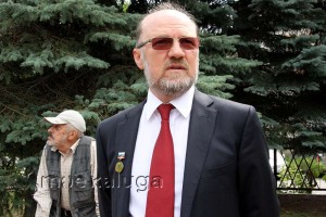 Александр Щипков тарусе