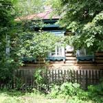 Дом Заболоцкого в Тарусе таруса