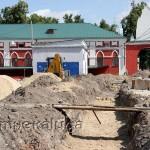 Реконструкция ансамбля Гостиного двора калуга