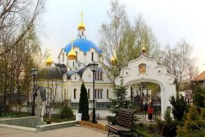 Свято-Елисаветинский монастырь в Минске. Источник фотографии sobory.ru калуга