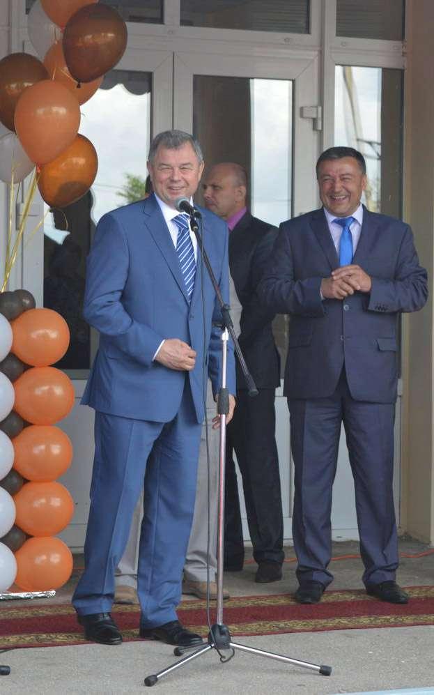 В Белоусово открылся Дворец культуры