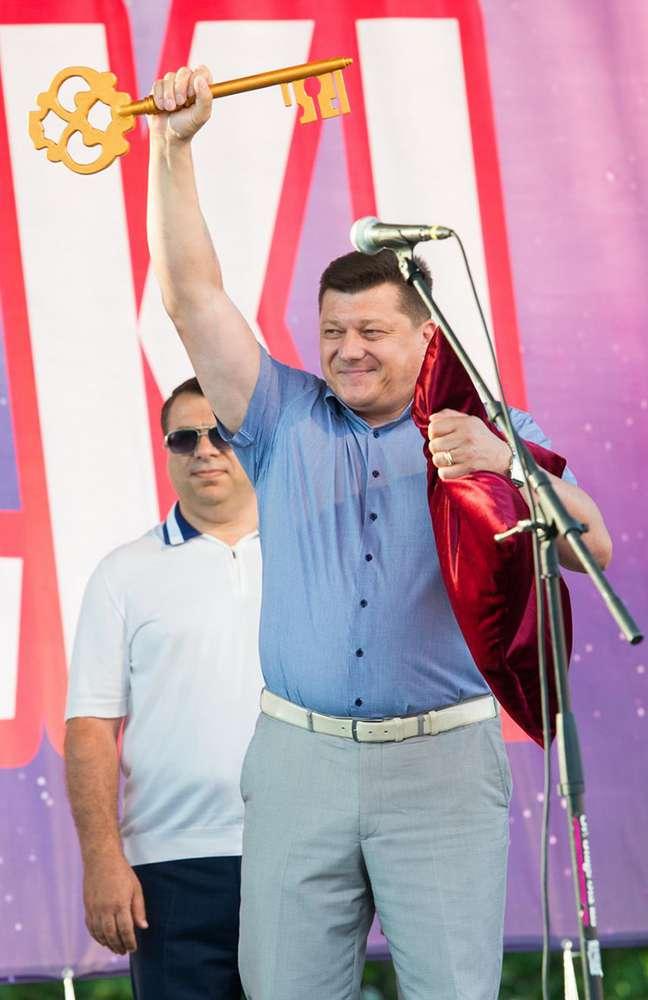 ДК «Юность» в Воротынске в рамках Дня посёлка передан в собственность регионального министерства культуры и туризма
