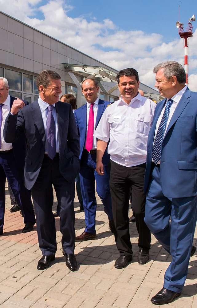 В ближайшее время из аэропорта «Калуга» будут осуществляться рейсы в Нижний Новгород, Саратов, Волгоград, Белгород и другие города России
