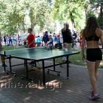 День физкультурника в Центральном парке культуры и отдыха