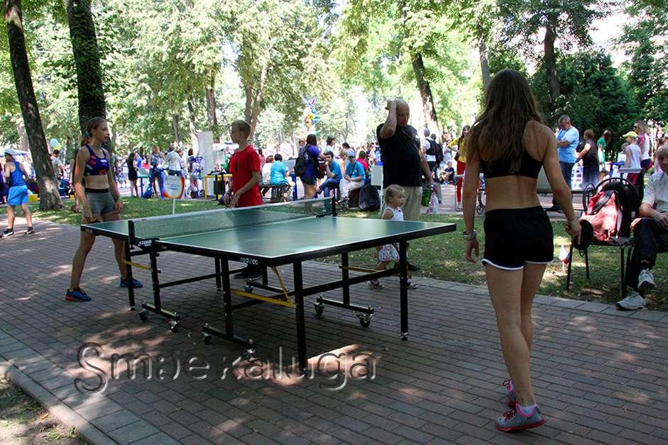 День физкультурника: «Олимпийская зарядка» и праздник спорта в парке