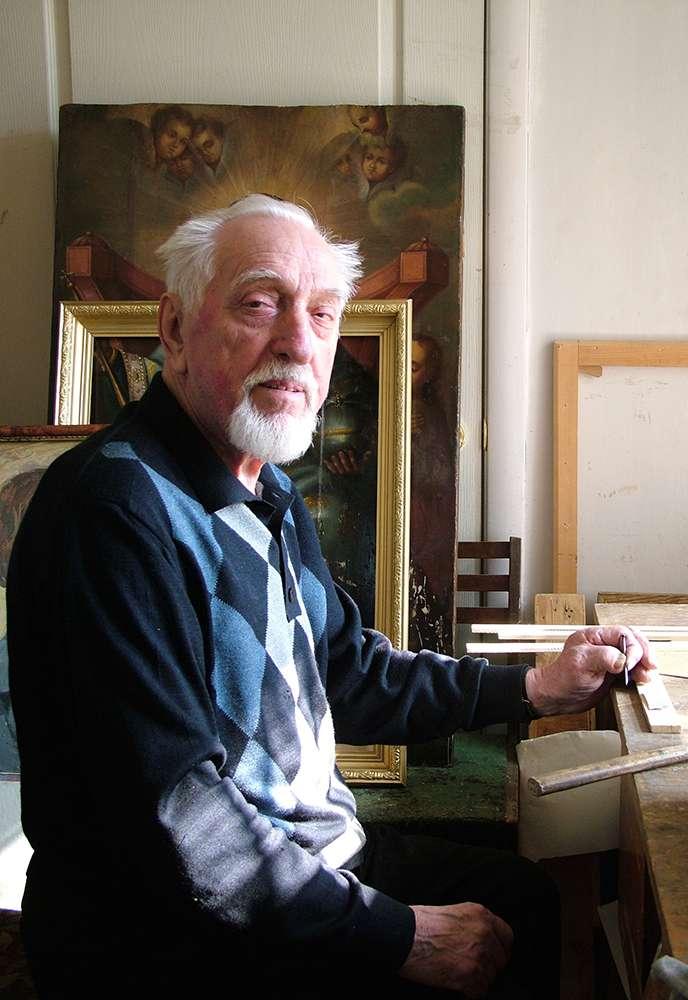 5 августа в Калужском музее изобразительных искусств откроется выставка памяти художника и реставратора Бориса Дмитриева