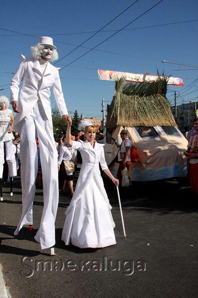 Литературный карнавал» — 2015 собрал рекордное число организаций-участников