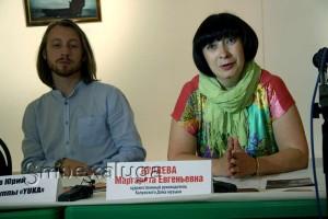 Маргарита Кулаева, художественный руководитель Муниципального камерного хора калуга