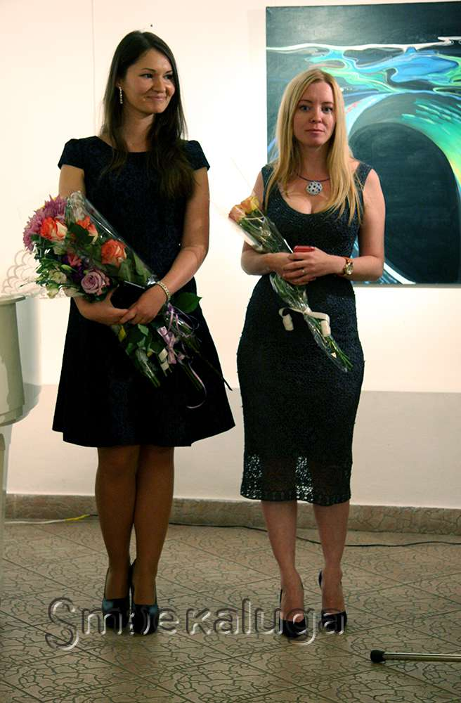 В картинной галерее Дома музыки открылась выставка-дебют «Из всех неувиденных снов»