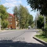 Улица Болдина калуга
