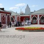 Новая площадь в ансамбле Гостиного двора